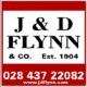 J & D Flynn & Co